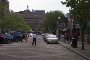 Businesses near the Syracuse University hill and downtown Syracuse are bracing for large crowds coming to town for commencement festivities.