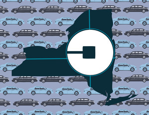 Uber and Lyft will be allowed to operate in upstate New York before the Fourth of July weekend.