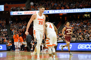 Spacing the floor and shooting the 3 is more important than ever in the NBA. Tyler Lydon fits right in.